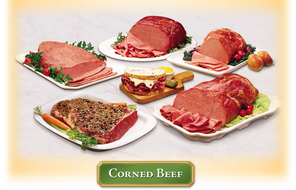 Served With Cabbage And Potatoes For A Traditional Meal Or Just Thinly Sliced Hot Or Cold For Mouth Watering Sandwiches Charlie S Pride Corned Beef Is
