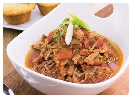 Chili Con Carnitas