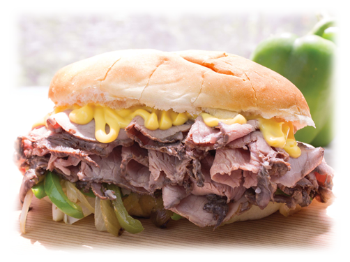Roast Beef Philly